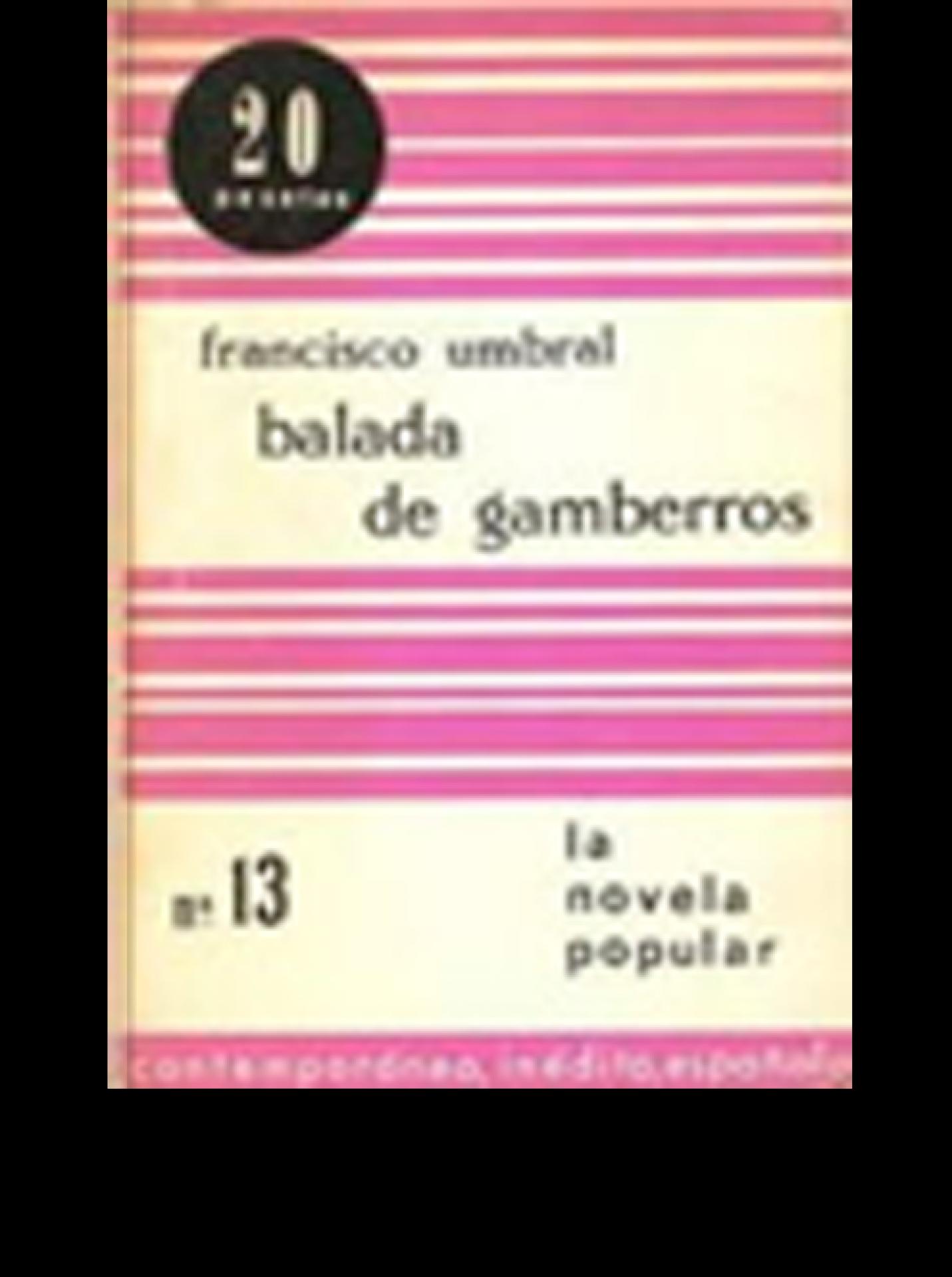 Balada de Gamberros
