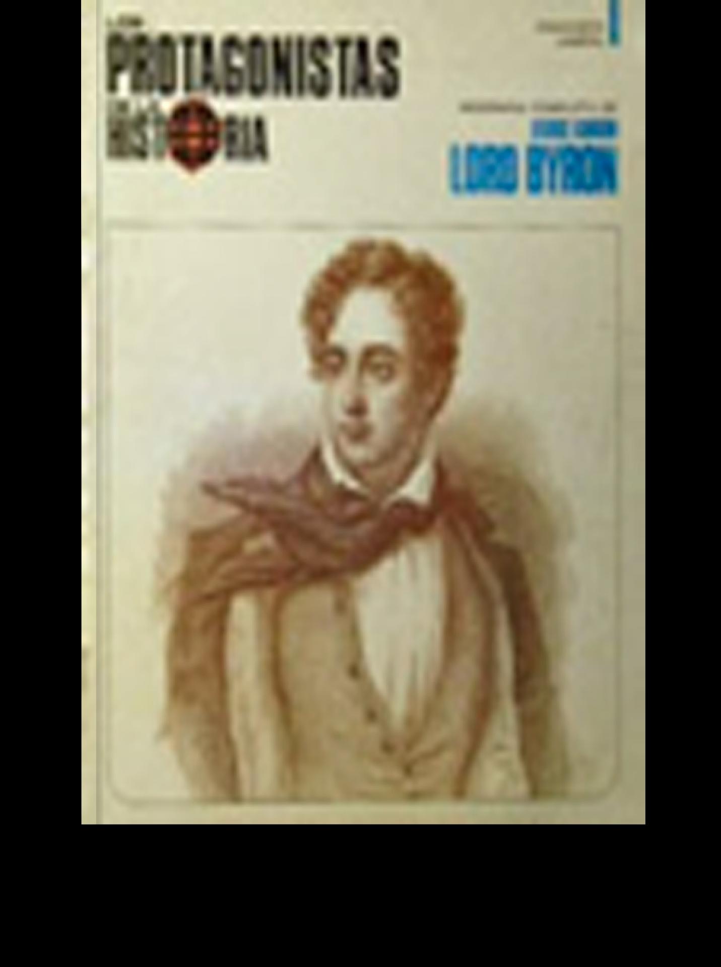 Biografía completa de George Gordon, Lord Byron
