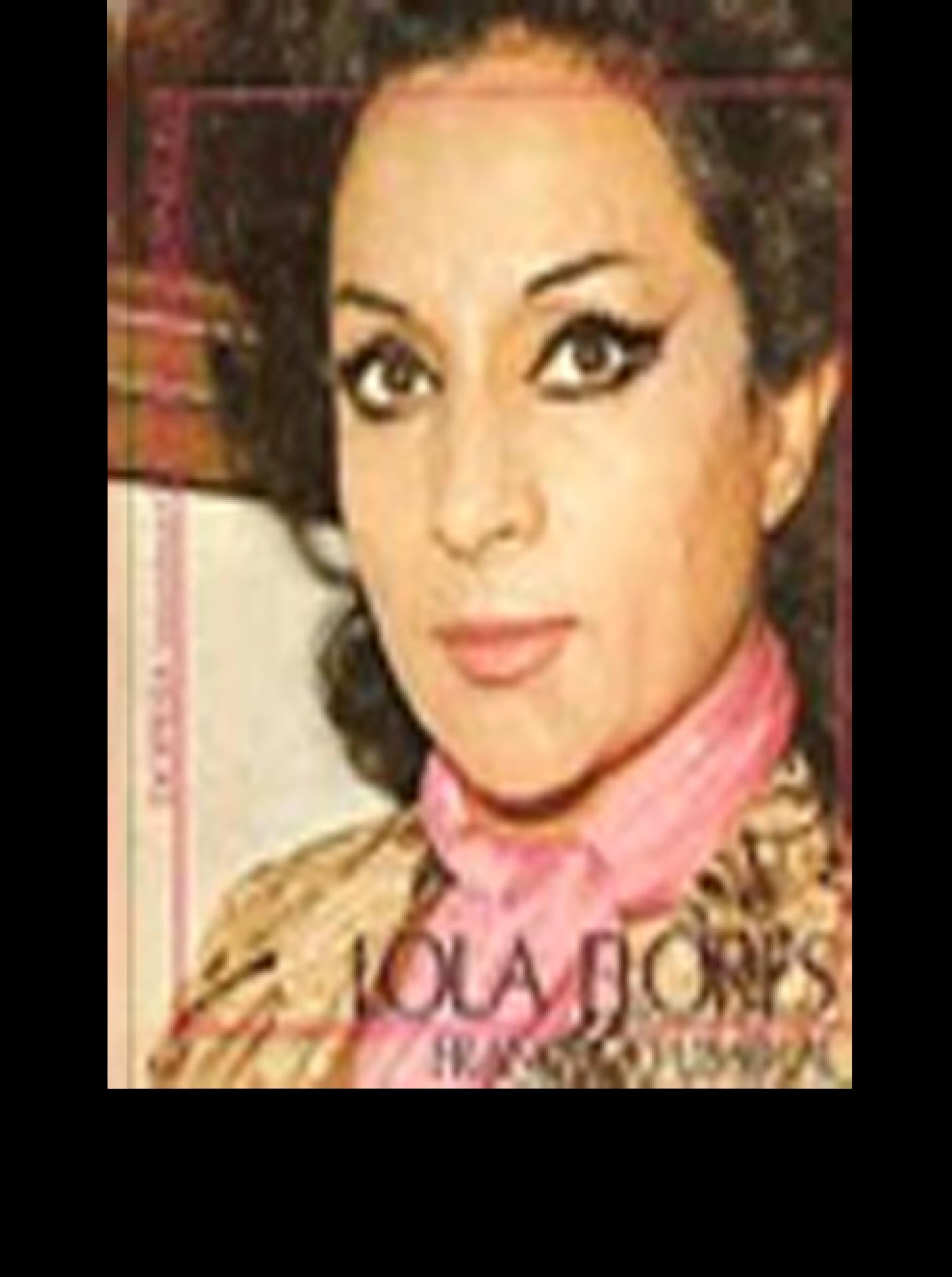Lola Flores. (Sociología de la Petenera)