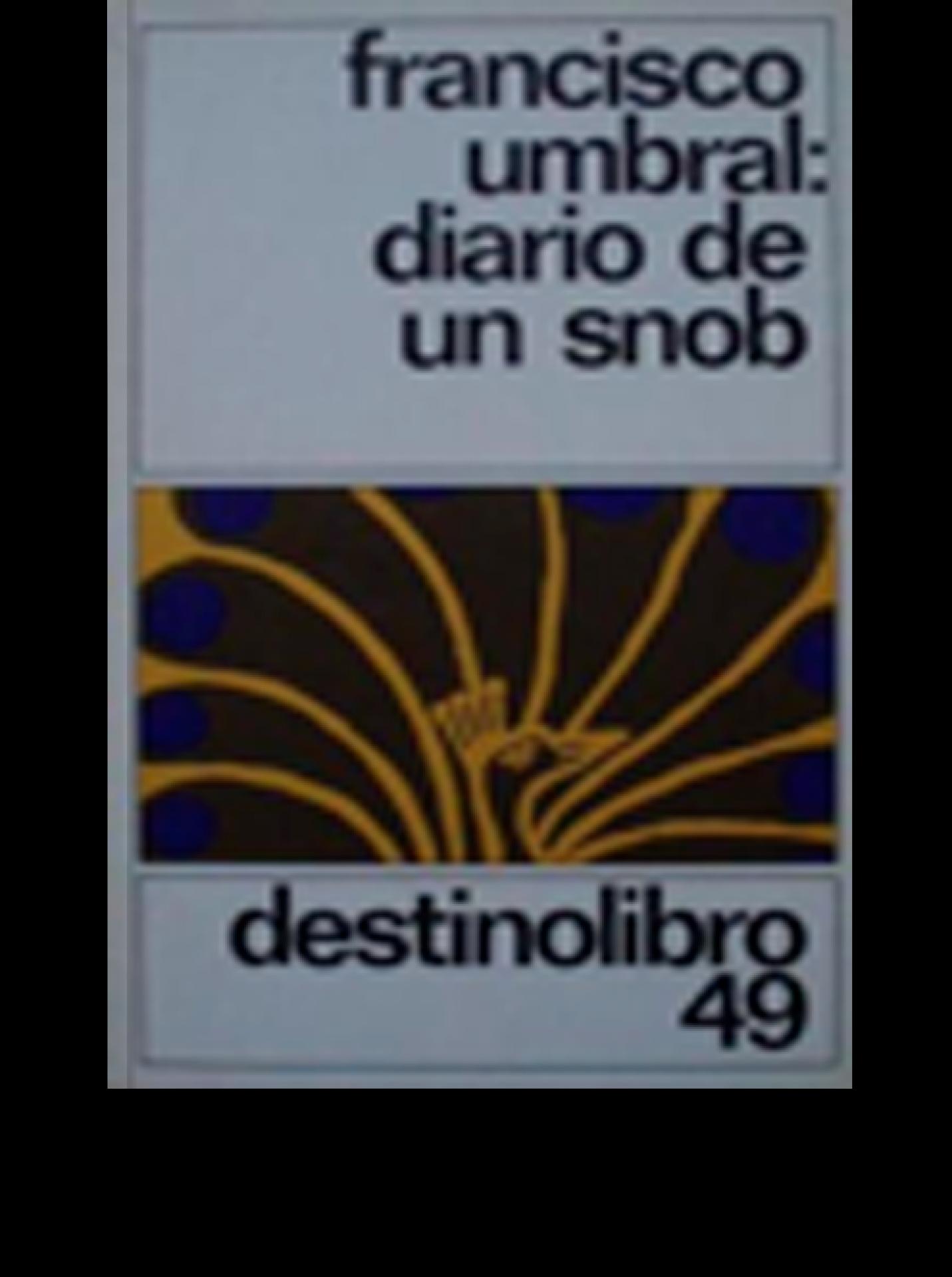 Diario de un snob