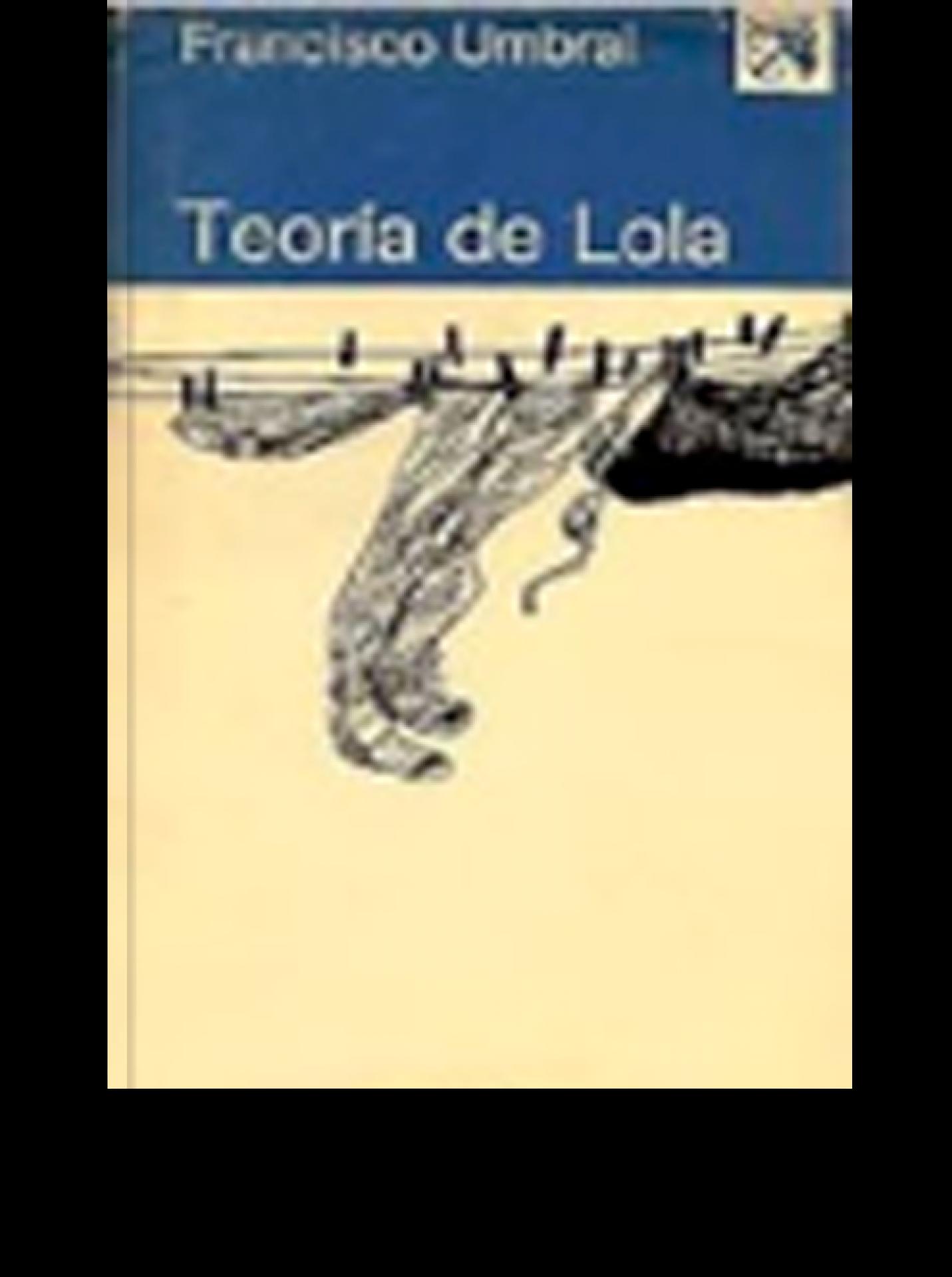 Teoría de Lola y otros cuentos