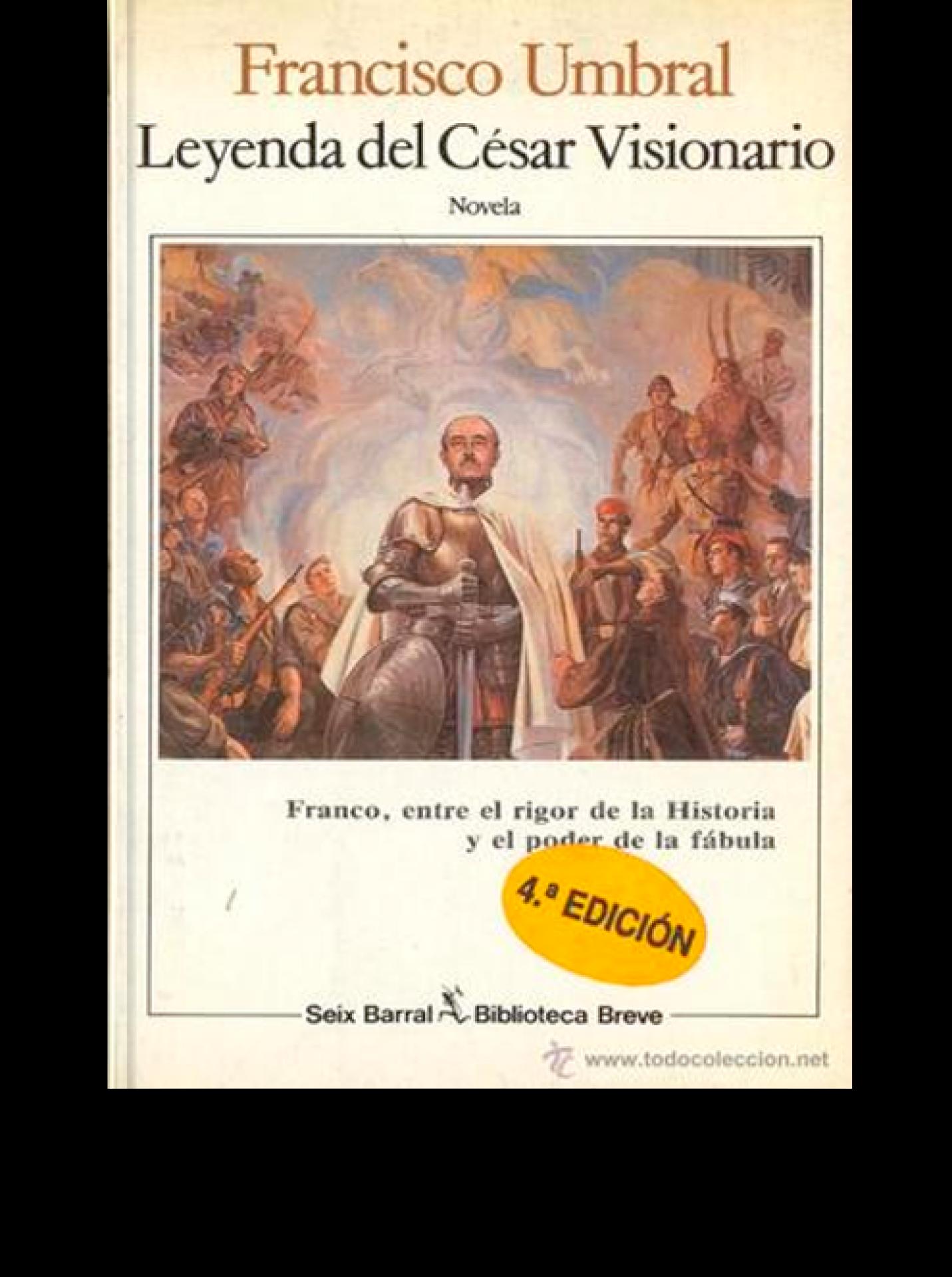 Leyenda del César Visionario