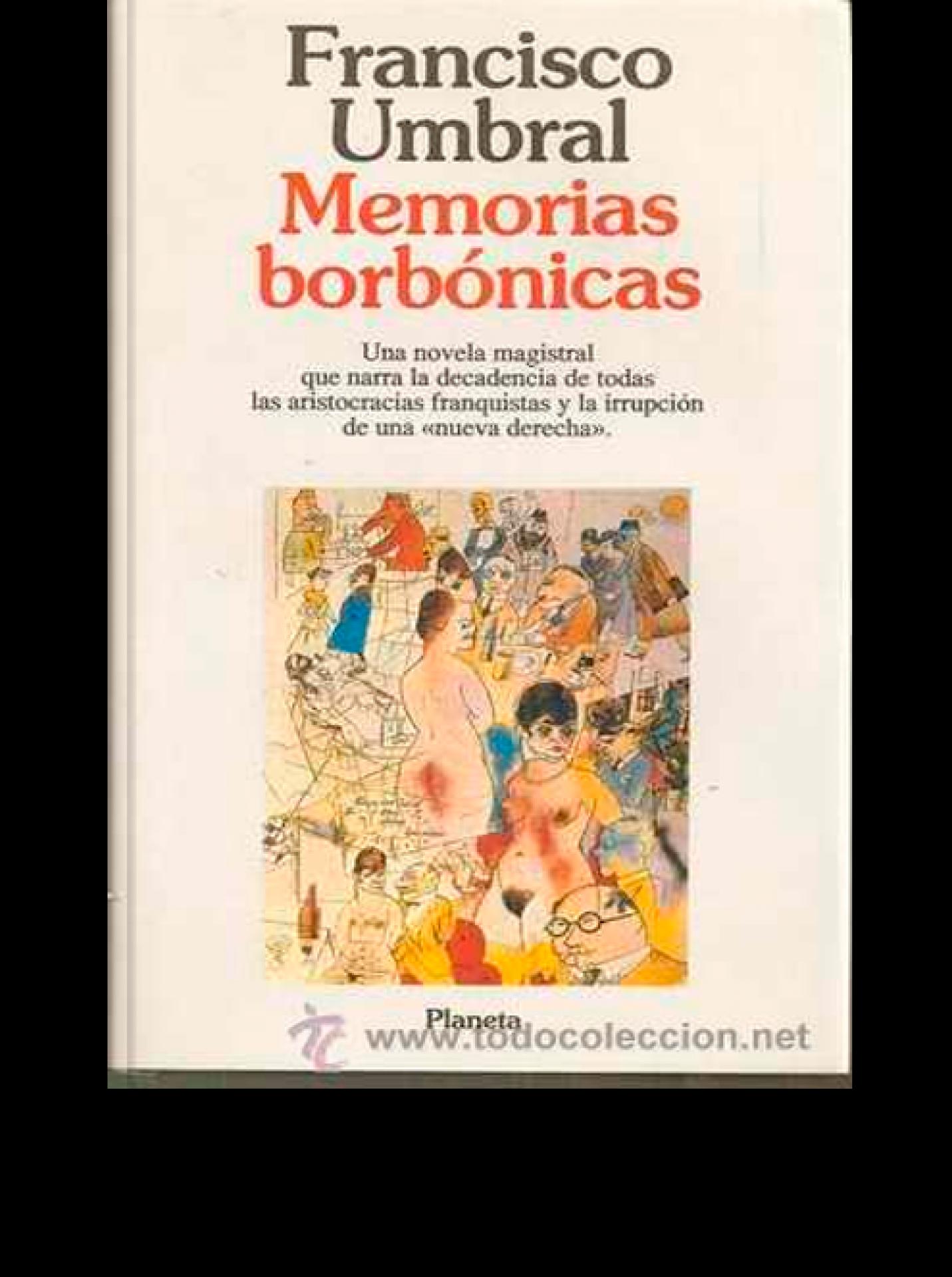 Memorias borbónicas