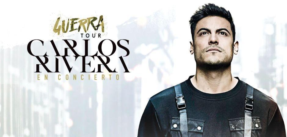Carlos Rivera - Guerra