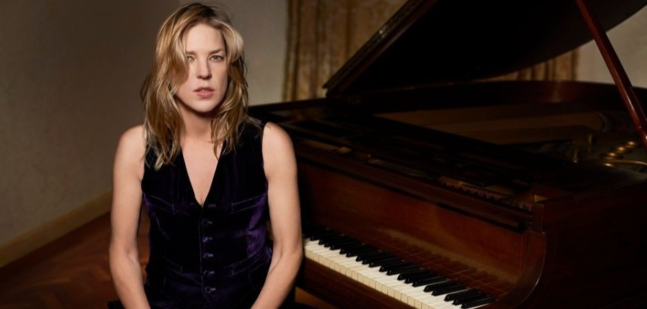 Diana Krall - Turn up the quiet world