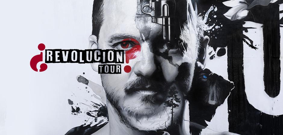 COQUE MALLA - ¿REVOLUCIÓN TOUR?