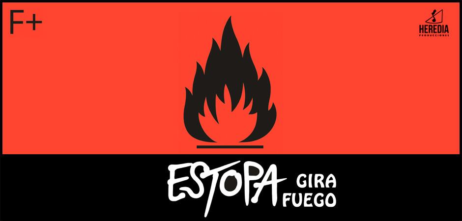 ESTOPA - GIRA FUEGO