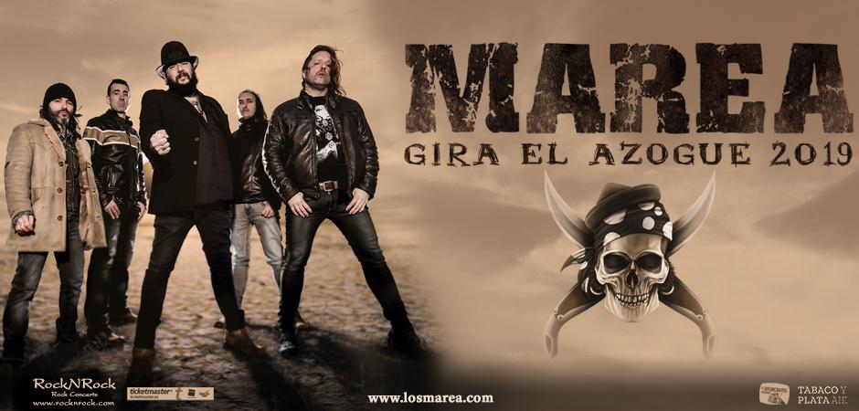 MAREA - GIRA EL AZOGUE 2019