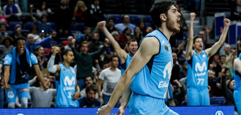 MOVISTAR ESTUDIANTES - REAL MADRID (Liga Endesa 19/20)