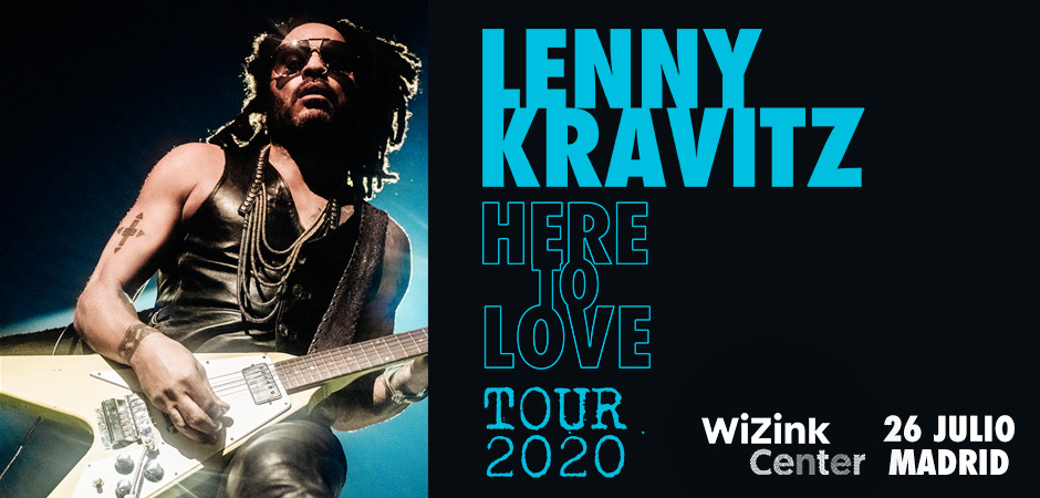 Lenny Kravitz- Here to Love 2020