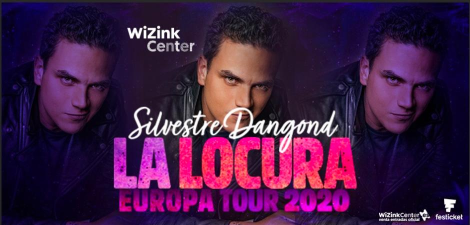 Silvestre Dangond- La Locura Europa Tour 2020