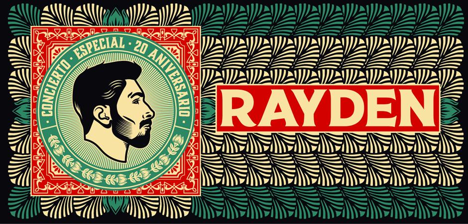 Rayden - Concierto especial 20 aniversario 2021