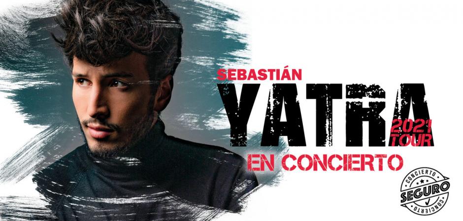 Sebastián Yatra- 2021 Tour