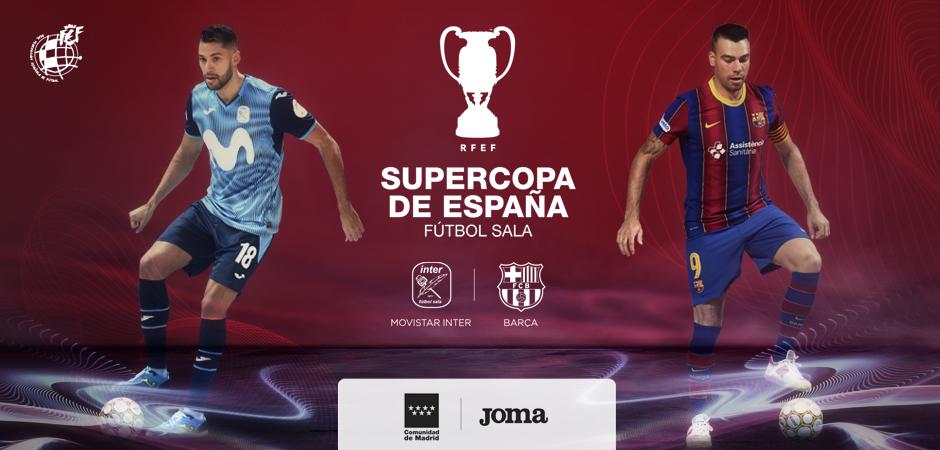 Supercopa de España de Fútbol Sala Masculino 2021