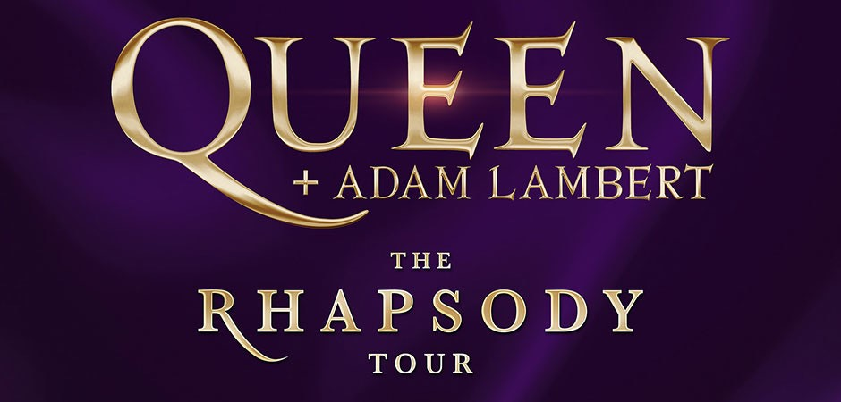 Queen + Adam Lambert - Rhapsody Tour 2022