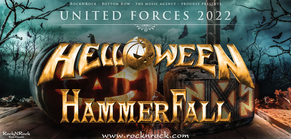 Helloween- United Forces Tour 2022