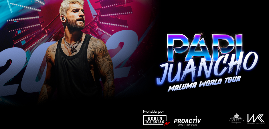 MALUMA - WORLD TOUR