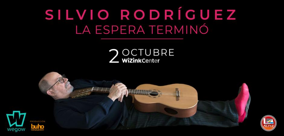 Silvio Rodríguez- La Espera Terminó