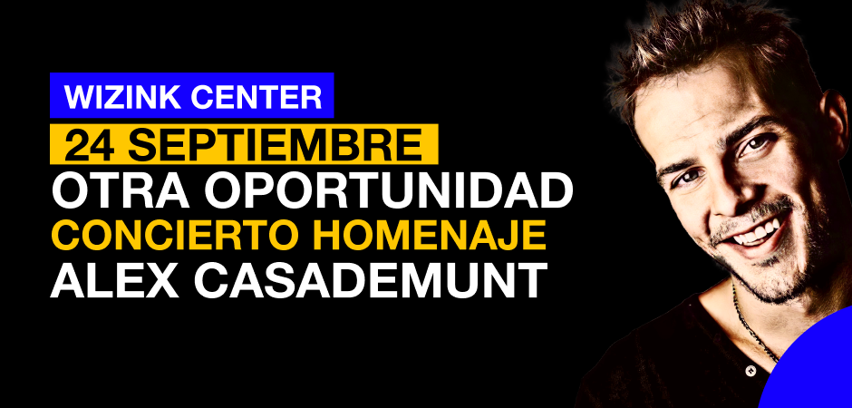 Homenaje a Álex Casademunt