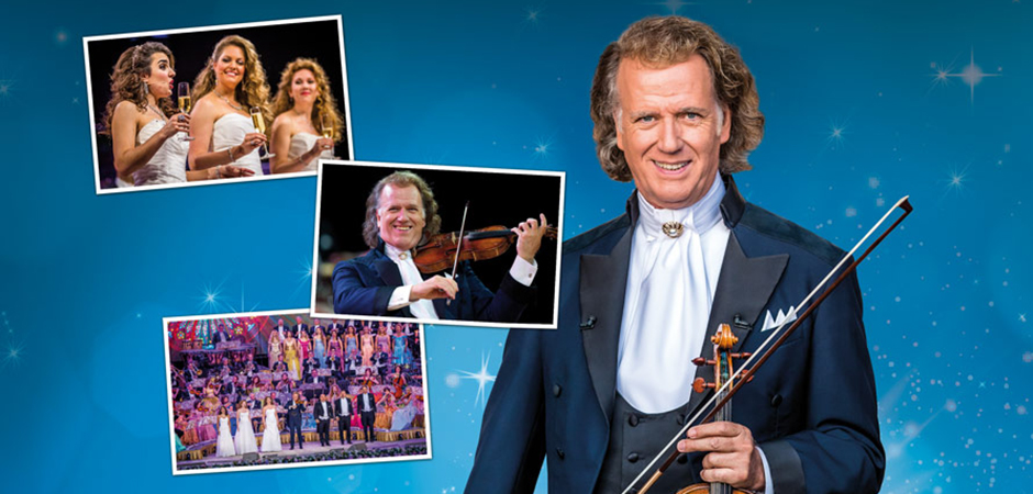 André Rieu- Happy Together 2022
