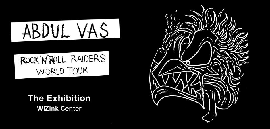 Abdul Vas- Rock N Roll Raiders World Tour