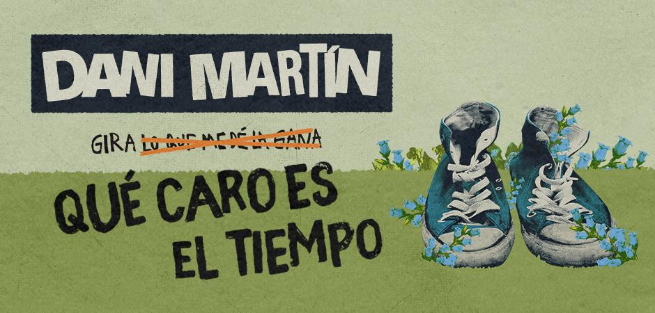 Dani Martín - Qué caro es el tiempo