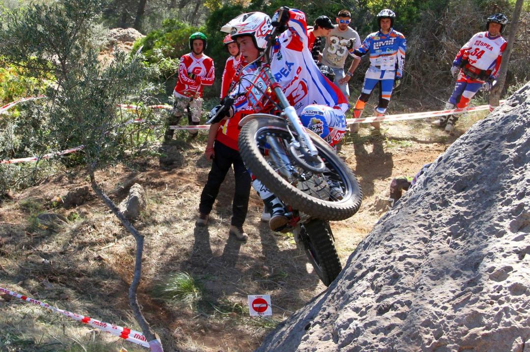 Parcmotor Castellolí será el escenario de la primera prueba del Campeonato de Europa de Trial