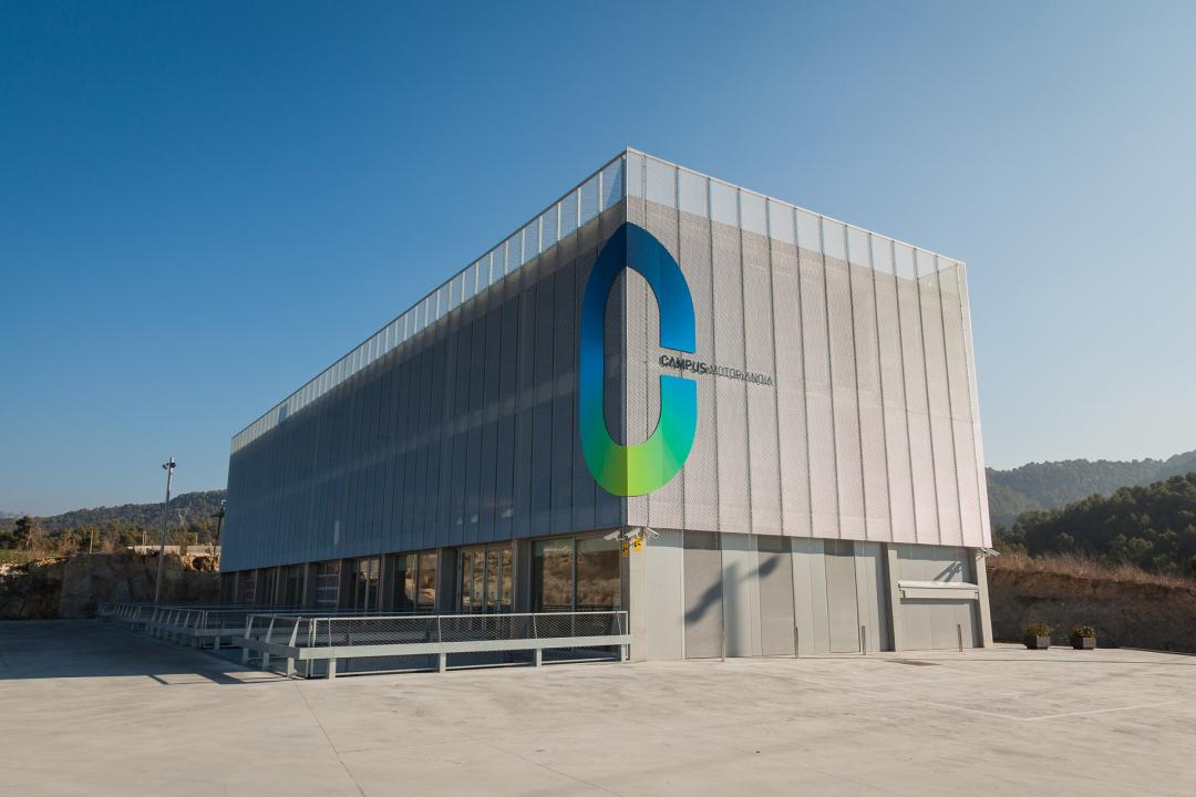 Circuit Parcmotor Castellolí gestionará Campus Motor Anoia y consolidará la oferta y atractivo de la instalación