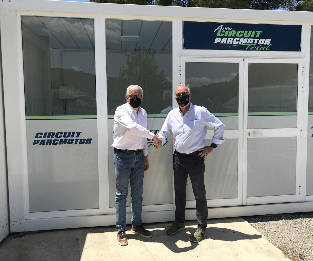 Rediseñada el área Off-Road de Circuit Parcmotor Castellolí con 15 zonas de trial y alta de socio a todos los Federados