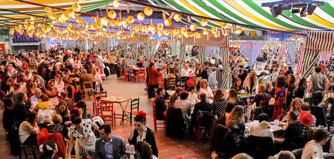 La Feria de Abril vuelve este fin de semana al WiZink Center
