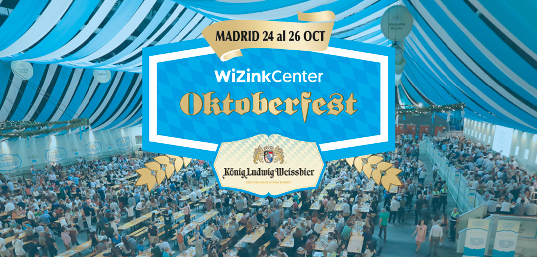 Madrid Oktoberfest 6th edition is coming!