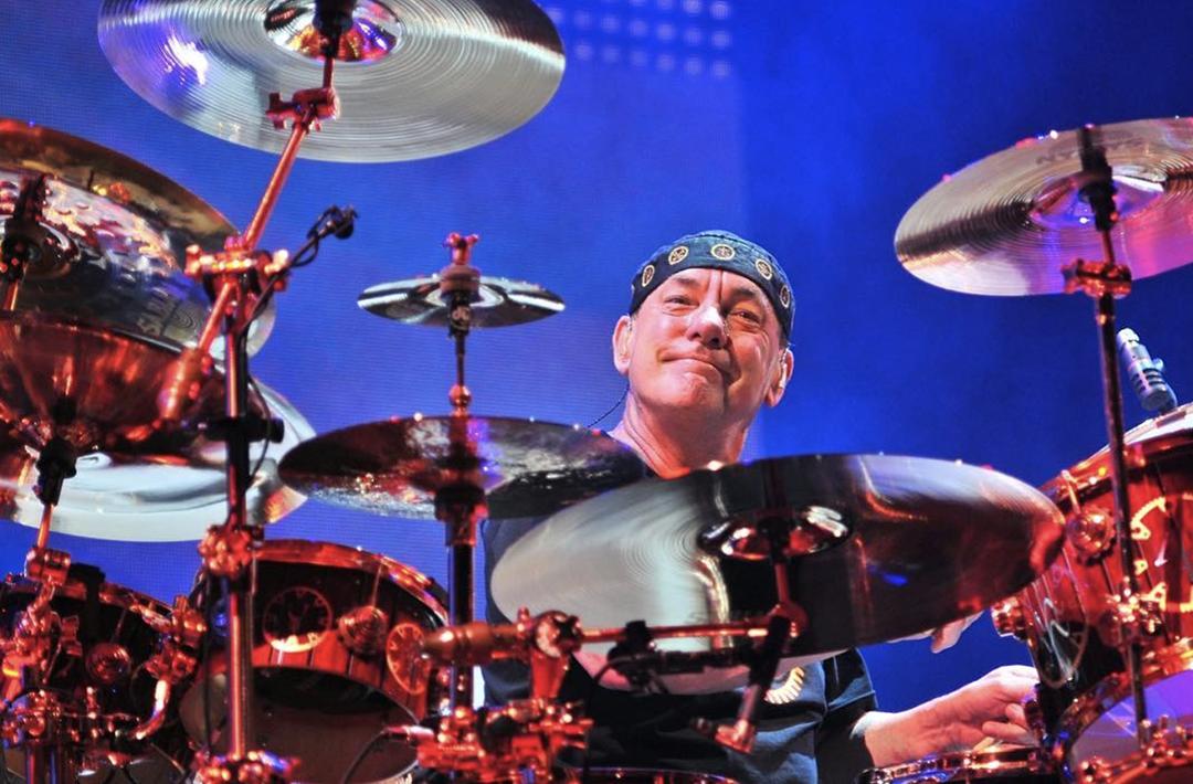 Fallece Neil Peart, batería de Rush
