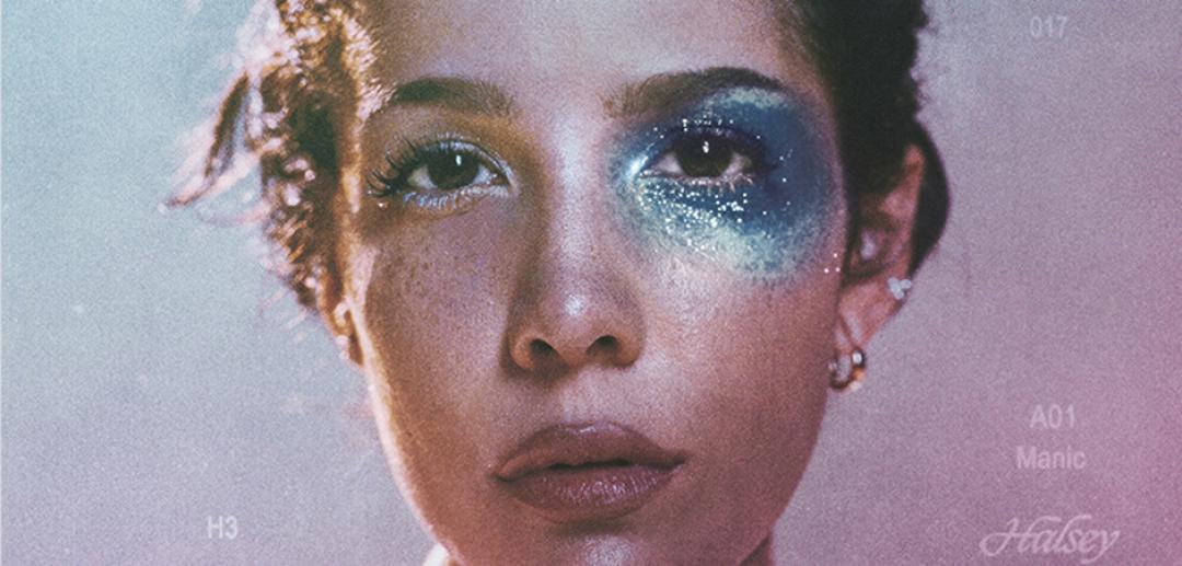 El nuevo disco de Halsey se llama 'Manic' ¡y es un bombazo!