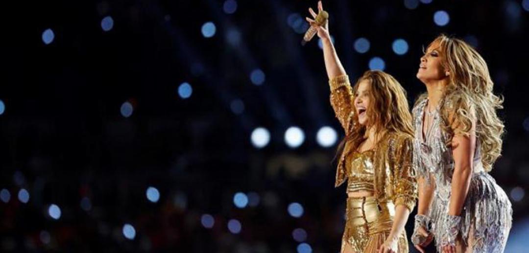 JLo y Shakira, pura energía en la SuperBowl más latina