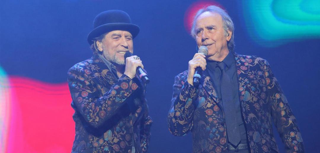 Sabina y Serrat aplazan su concierto al 22 de mayo