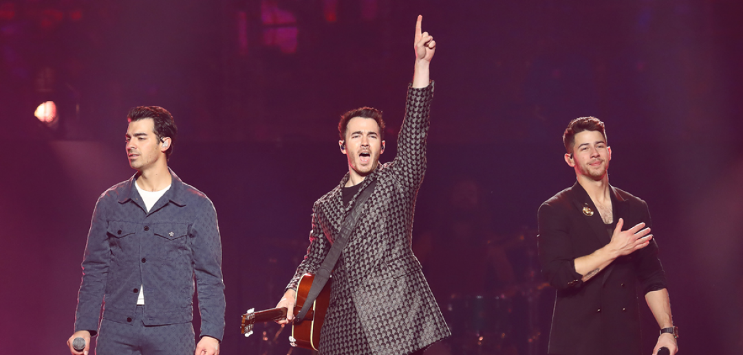 ¿Quieres una camiseta oficial de Jonas Brothers?