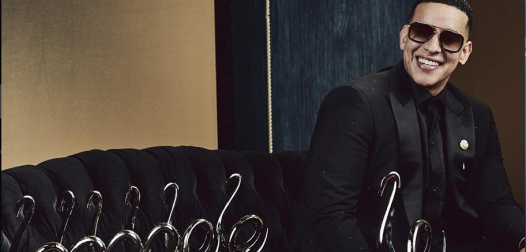 Daddy Yankee arrasa en los Premio Lo Nuestro