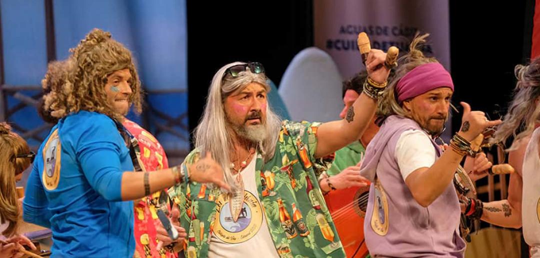 """La chirigota """"Los Cadizfornia"""", ganadora del Carnaval de Cádiz, estará en el WiZink Center"""