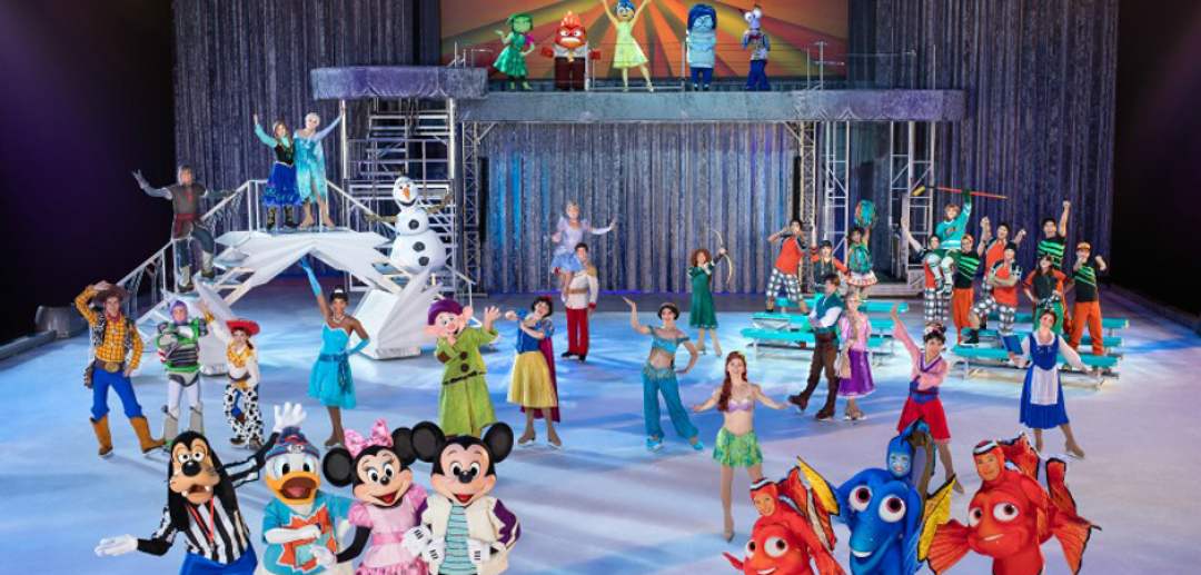 16 años de la magia de Disney On Ice en el WiZink Center