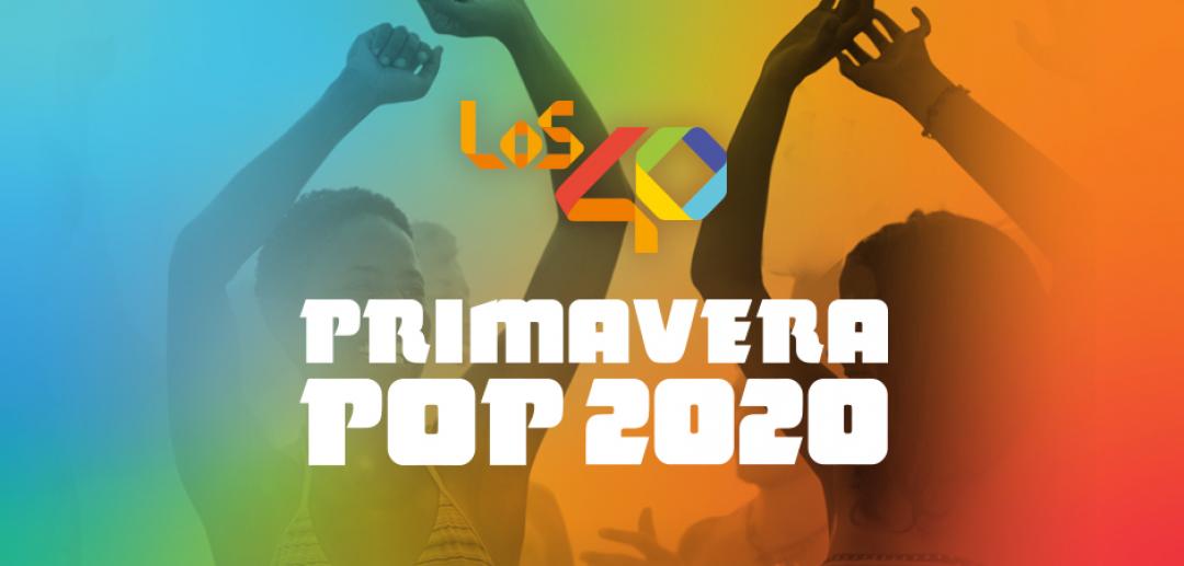Aplazado Los 40 Primavera Pop