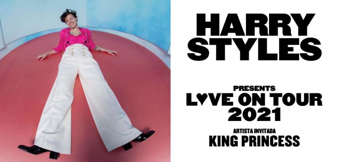 Pospuesto a 2021 el concierto de Harry Styles