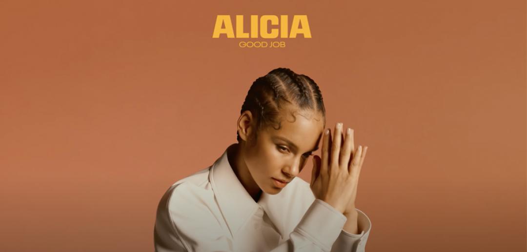 Alicia Keys estrena 'Good Job' (Buen trabajo) en apoyo a la lucha contra el COVID-19