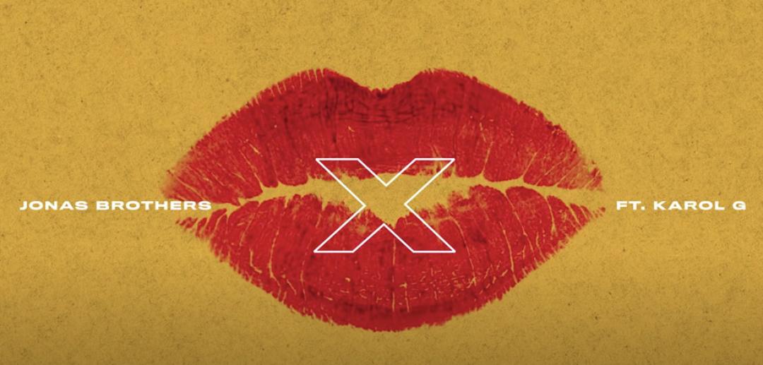 Lo nuevo de Jonas Brothers y Karol G se llama 'X'
