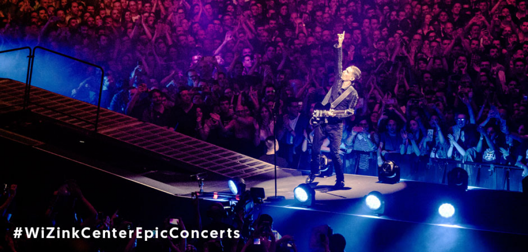 #WiZinkCenterEpicConcerts: ¡Muse!