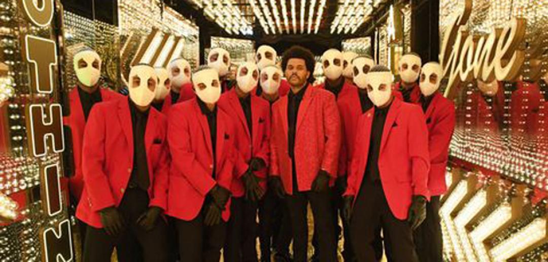 The Weeknd en la Superbowl